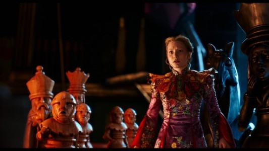 clip Alice Through the Looking Glass mad hatter film review