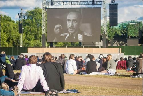 BST Hyde Park Open Air Cinema