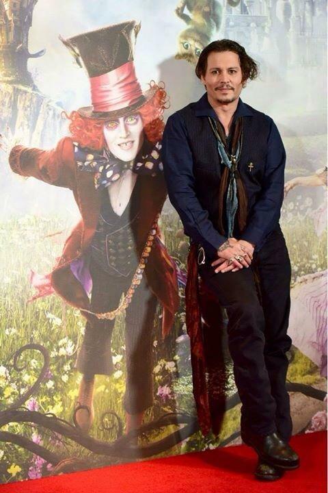 Johnny Depp Mad Hatter