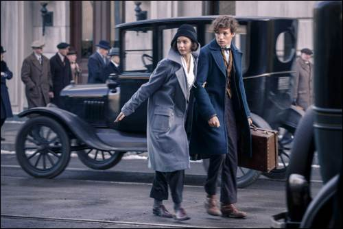 Fantastic Beasts and Where to Find Them FB-JB-01830