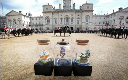 The BFG dream jars horse guards 2