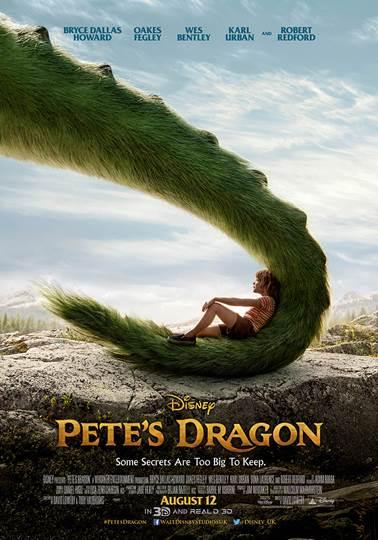 pete's dragon poster LR