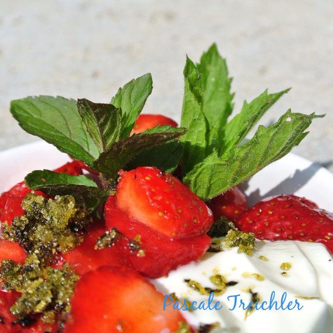 strawberry recipe 2