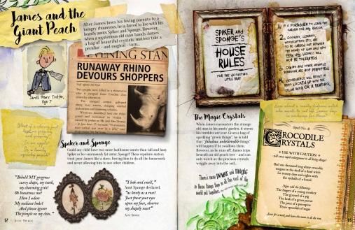The Gloriumptious Worlds of Roald Dahl' 2