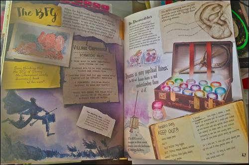 The Gloriumptious Worlds of Roald Dahl book