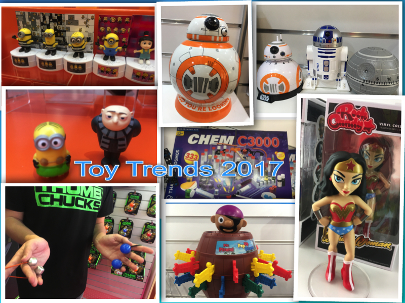Toy Trends 2017 collage