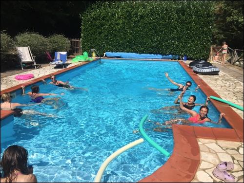 trip to Tuscany TUSCAN SUN FITNESS rita fitness break tuscany