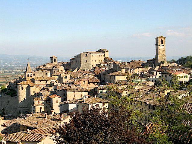 trip to tuscany anghiari