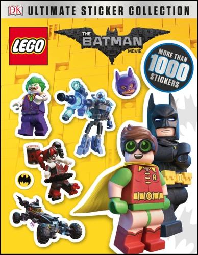 LEGO Batman Movie DK book jacket