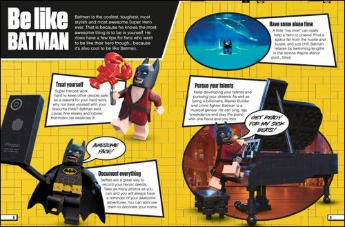 Lego batman books BelikeBatmanspread