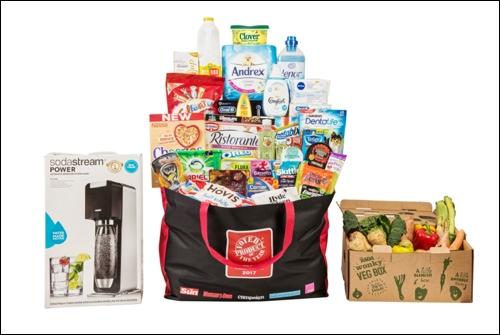POY Goody Bag Plus 2017 with Media Partner Logo's