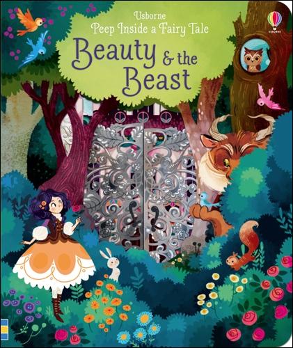 book Peep Inside a Fairy Tale Beauty and the Beast