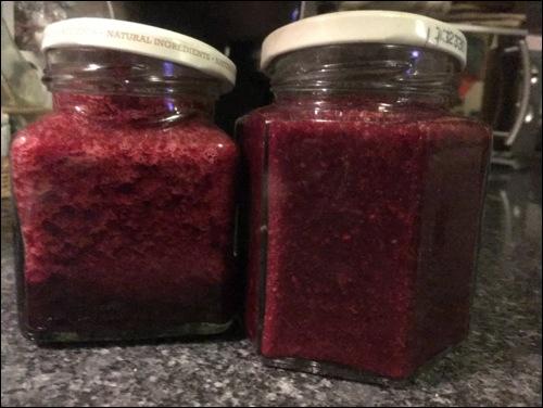 Summer berries Jam