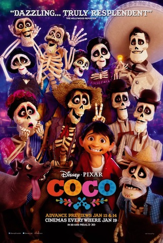 Find Out Why Londonmums And Kids Loved Disneypixar Coco Film