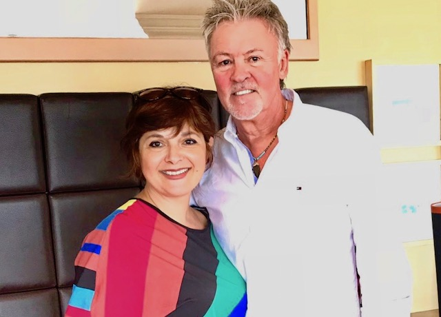 The return of iconic #80s singer Paul Young with the 35