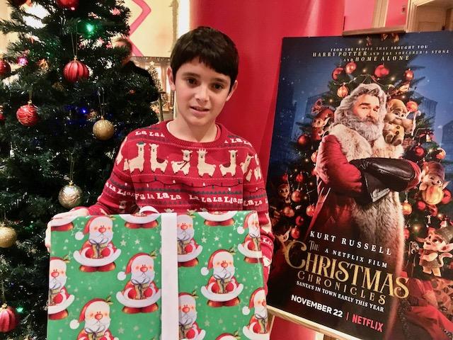 The Christmas Chronicles Santa.Filmreview The Christmas Chronicles On Netflix From 22 Nov