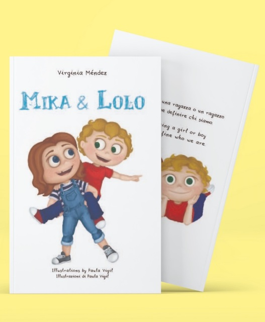 book multilingual english italian spanish mika lolo review