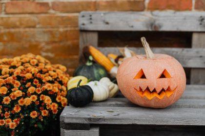 low-waste Halloween